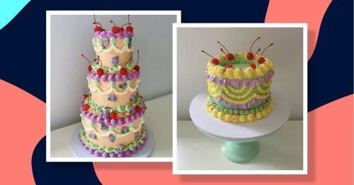 A 9-step guide to making the most extra cakes on Instagram