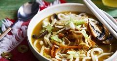 Discover noodle soup