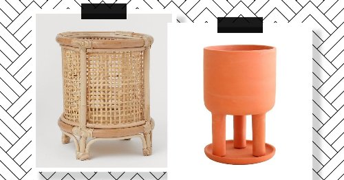 7 eye-catching raised plant pots and stands to display your leafy friends
