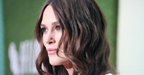 Keira Knightley's new film is a darkly dystopian take on Christmas