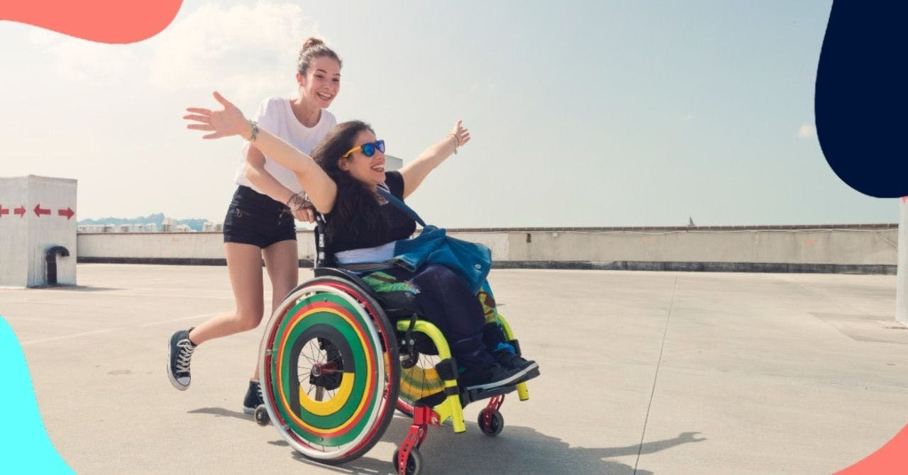 Disability isn't always what you think it is, here's how to address ablism IRL