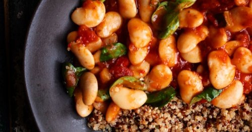 Try this firey bean stew recipe to boost your immune system