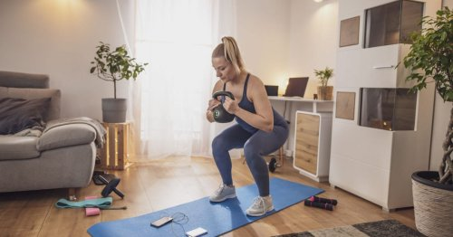 5 simple strength training exercises for reducing stress