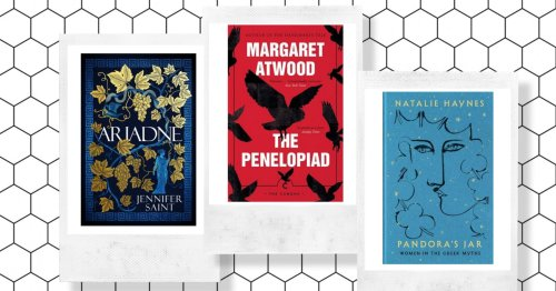 9 Greek mythology books to escape with on a dreary weekend