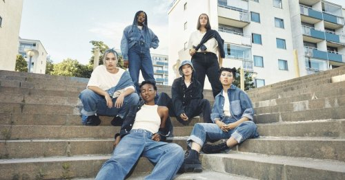 H&M has launched a 90s-inspired denim collection made from 100% recycled materials