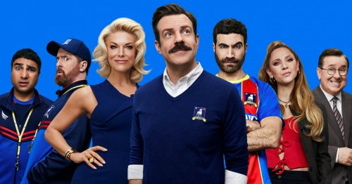 Ahead of Ted Lasso season 2, catch up with what's happened so far