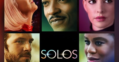Solos is the heartbreaking new drama everyone will be talking about