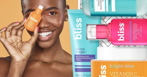 Cult US skincare brand Bliss has finally made a comeback to the UK