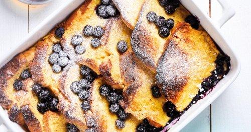 3 brioche recipes that are the stuff brunch dreams are made of