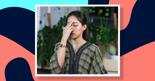 This 4-step acupressure practice can help with anxiety