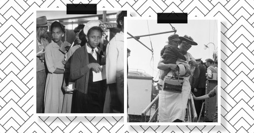 Windrush Day 2021: How a routine passport application turned one family's world upside down