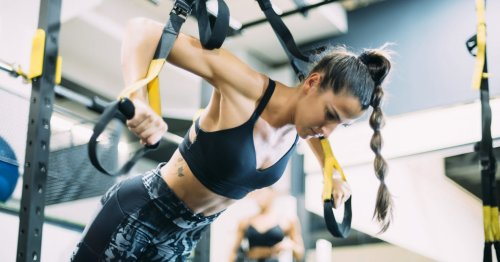 6 TRX exercises to strengthen your body from every angle