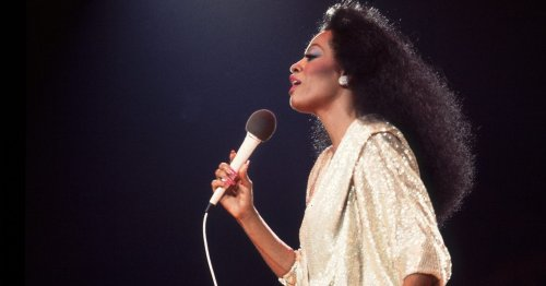 13 iconic photos of Diana Ross, to get you in the mood for her new album