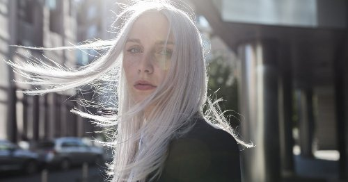 How the 'oyster grey' hair trend took over Instagram