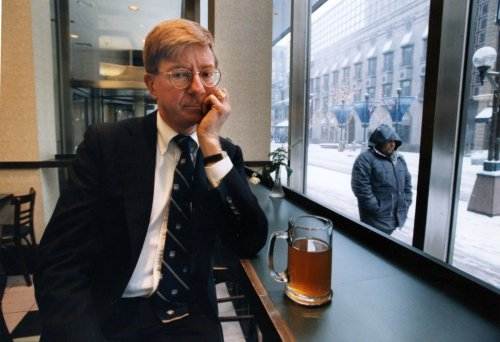 George Will Stands Against Vehemence
