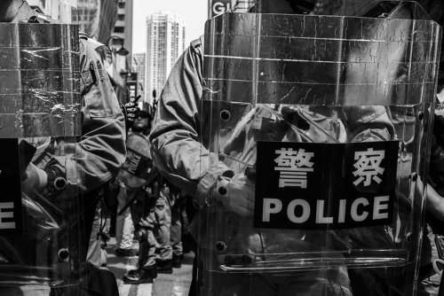 Hong Kong Catholics 'caught between the hammer and the anvil'