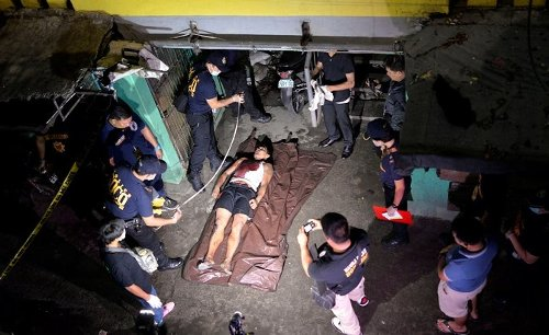Duterte 'War on Drugs' Failing, UN Figures Show