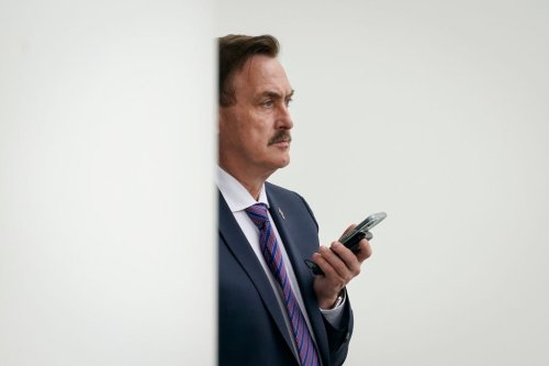 Inside the Mind of Mike Lindell