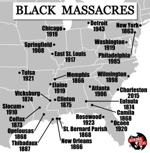 Adding Insult to Misery: A Timeline of Black Massacres and the Reparations that Never Came