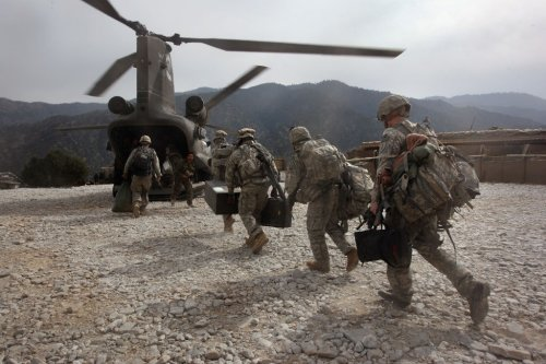 Against Accepting Defeat in Afghanistan
