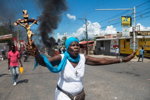 'Descent into hell' - What the Catholic Church faces in Haiti