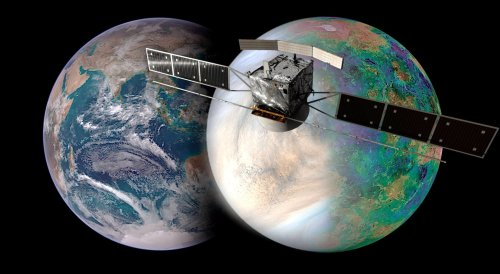 EnVision, Europe's mission to Venus