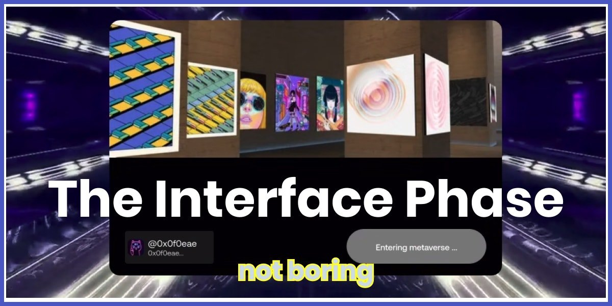 The Interface Phase