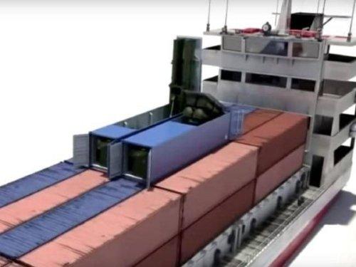 Bombs in the Box: China's Trojan Horse Navy