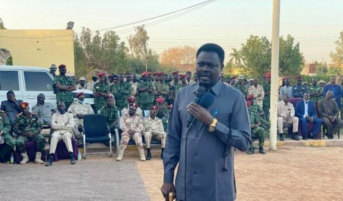 Sudan: Sudan decides to redeploy armed groups out of Khartoum » Wars in the World