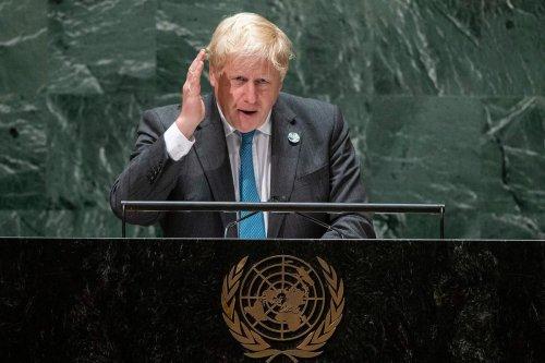 Crise des sous-marins : Boris Johnson et Emmanuel Macron d'accord pour « travailler en étroite collaboration »