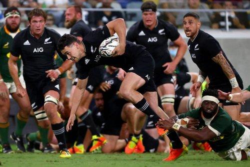 Rugby Championship : les All Blacks champions de haute volée