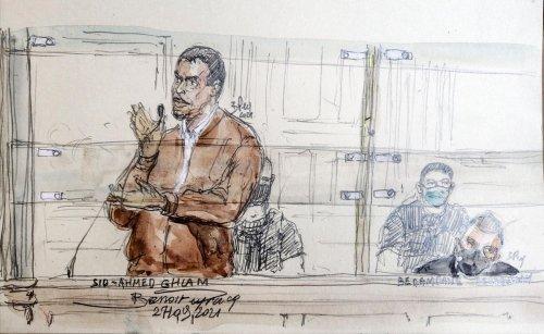 Justice : la perpétuité requise contre Sid-Ahmed Ghlam jugé pour un meurtre et un attentat avorté