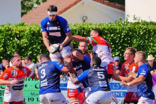 Rugby/Fédérale 1 : réveil trop tardif pour Oloron, surpris à domicile par Tyrosse