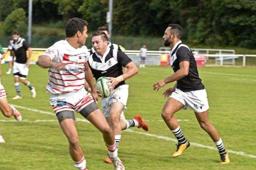Rugby/Fédérale 2 : Hendaye tombe sur un os