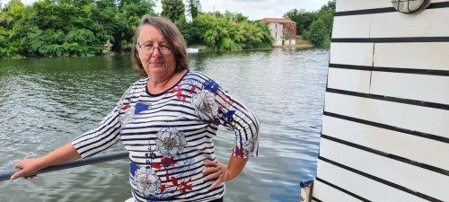 Lot-et-Garonne : Dominique Renouf, l'insubmersible qui veut faire revivre le tourisme fluvial non polluant sur le Lot