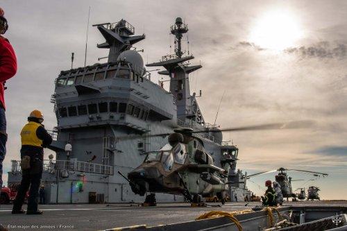 Pau : des militaires du 5e RHC sont en exercice sur les côtes méditerranéennes