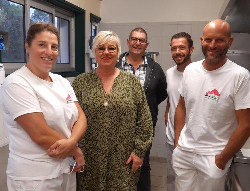 Pays basque : à Mouguerre, la cantine contribue au « mieux manger »