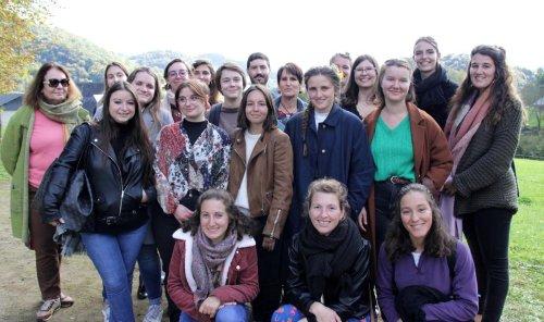 Barcus : une étude en immersion autour de la danse avec les étudiants de l'UPPA