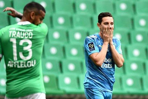 Ligue 1 : sans idée, Marseille cale à Saint-Étienne