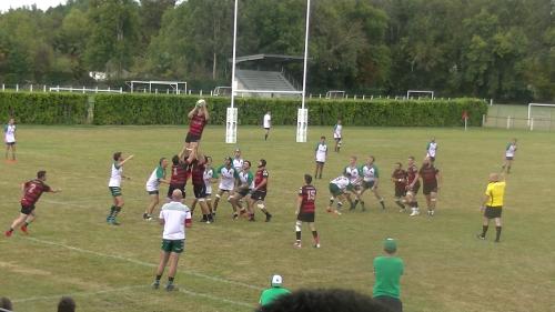 Rugby/Aire-sur-l'Adour : l'Avenir Aturin a de l'appétit