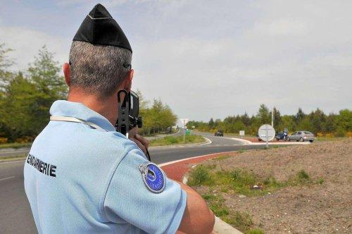 Angoulême : 14 mois ferme pour un évadé pris en excès de vitesse