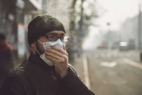 La pollution de l'air, en cause dans 15% des décès de la Covid-19