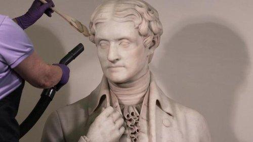 La mairie de New York retire une statue de Thomas Jefferson pour son passé esclavagiste