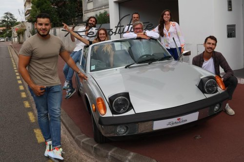 Bordeaux : la marche en avant de Retrofuture, pionnier du « rétrofit » automobile