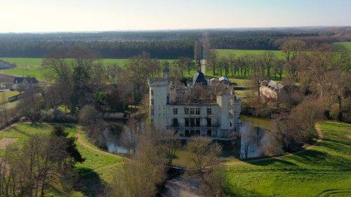 Vienne : quand 27 000 internautes font renaître le château de La Mothe-Chandeniers