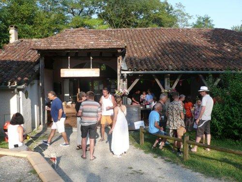 Casseneuil : Le village vacances régale les touristes