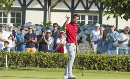 Golf : une dernière avant le grand saut pour deux Biarrots