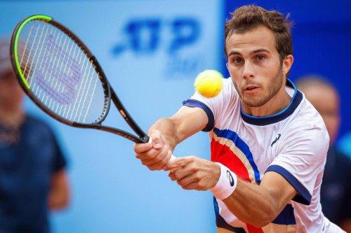 Tennis : Gasquet et Gaston butent en finale à Umag et Gstaad
