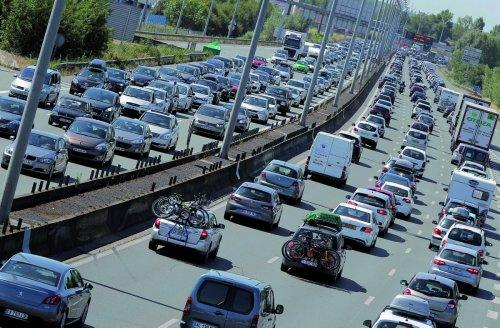 Pont de l'Ascension en Gironde : à nouveau des bouchons ce jeudi matin, l'autoroute A10 fermée