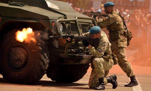Les mercenaires russes du groupe Wagner se substituent à l'autorité de l'État en Centrafrique, dénonce Paris